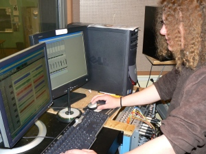 Scott Biber - Recording Engineer
