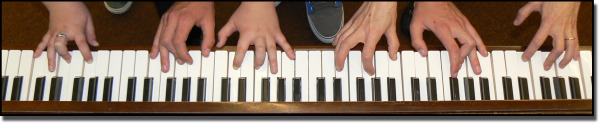 Armored Flight Piano Fingers